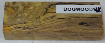 dogwood stabilized wood